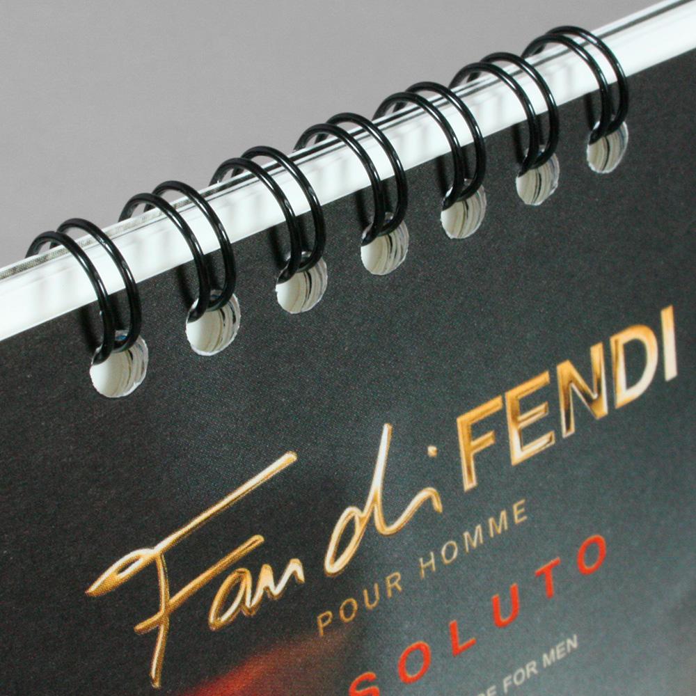 Calendrier Fendi